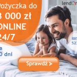 Szybka pożyczka w Lendon do 3000 zł na 30 dni