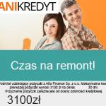 Tani Kredyt pożyczka 3100 zł na 30 dni