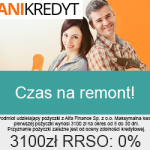 Tani Kredyt pożyczka 3100 zł na 30 dni bez opłat