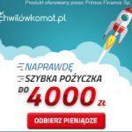 Chwilówkomat darmowa pożyczka do 2000 zł na 30 dni