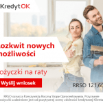 KredytOK pożyczka na 4 raty do 7000 zł