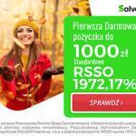 Solven pożyczki do 8000 zł na 30 dni