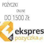 Ekspres Pożyczka 1700 zł na 30 dni