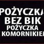 Pożyczka z komornikiem do 10000 zł na 48 m-cy