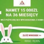 AsKredyt pożyczka ratalna do 15000 zł na 36 m-cy