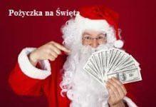 pożyczki na święta