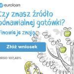 Euroloan pożyczka ratalna do 40 000 zł na 48 miesięcy