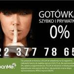 LoanMe pożyczka ratalna do 6000 zł na 130 tygodni