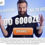 LendonRaty pożyczka do 6 000 zł na 18 m-cy