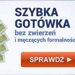 Błyskawiczna pożyczka przez internet na dowód