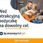 MoneyDot pożyczka do 2000 zł na 2 m-c bez opłat