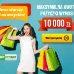 Szybka Gotówka pożyczka 6 000 zł na 30 dni bez opłat